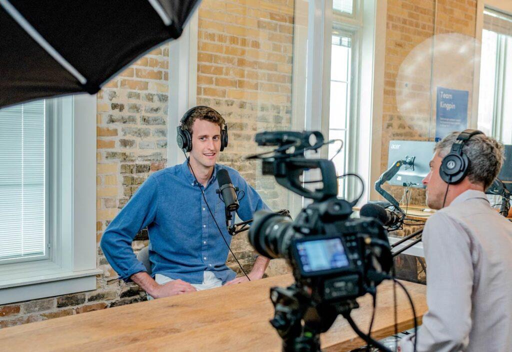 Estrategias de Marketing  video marketing
