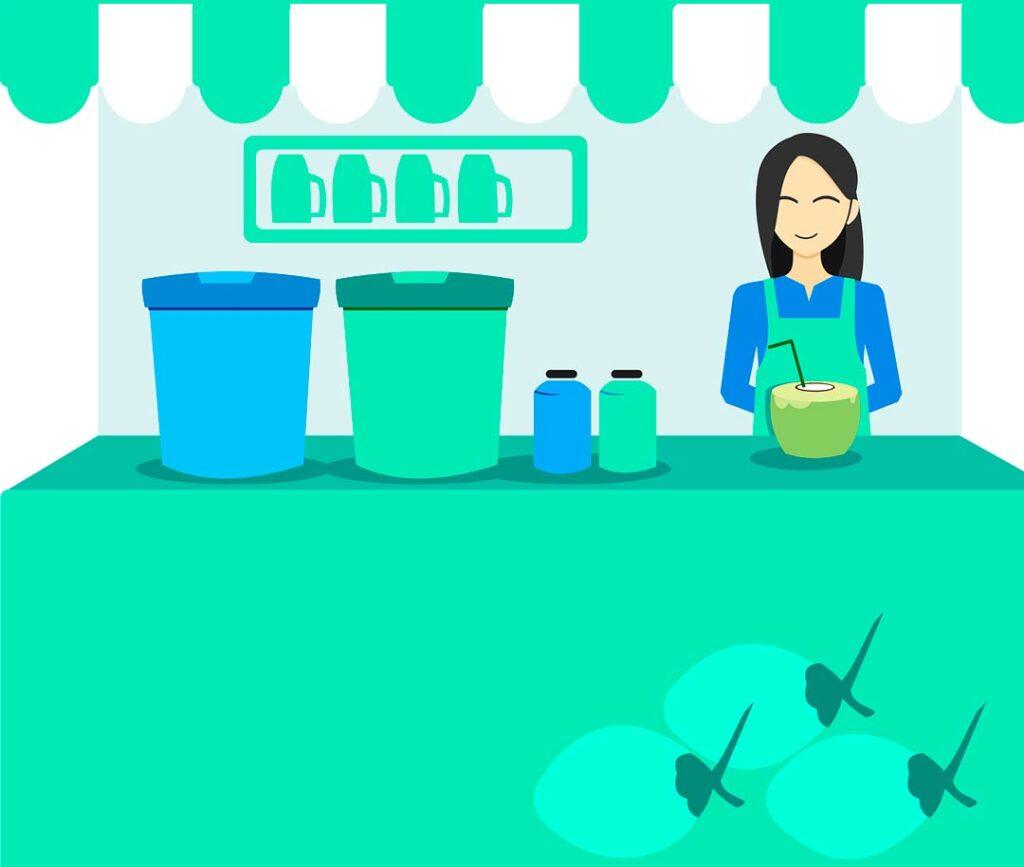 nicho de mercado bebidas