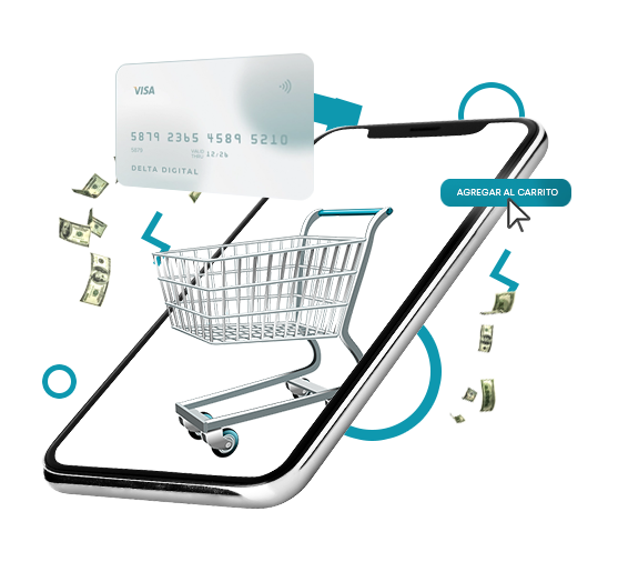 Páginas web con carrito de compras